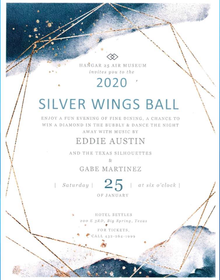 2020 Silver Wings Ball